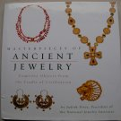 Judith Price.  Masterpieces of Ancient Jewelry.