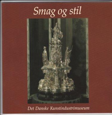 Kirsten Rykind-Eriksen. Smag og Stil: Juveler og sølvvarefabrikant V. Christesen 1850-1900.