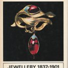 Margaret Flower. Jewellery 1837-1901.