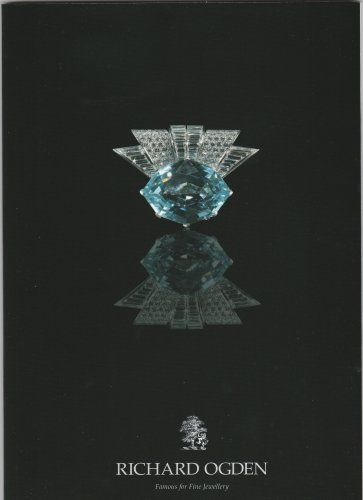Richard Ogden.  Catalogue of Fine Antique Jewellery.