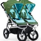 Bumbleride Indie Twin SEAGRASS Double Child Stroller