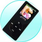 MP4 Player 4GB, 1.5-inch TFT-Screen