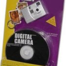 Digital Camera, MINI, 300K Pixel, 16Mbit Memory