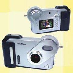 Digital Camera, 1.3M Pixel, 16 x 4Mbit SDRAM