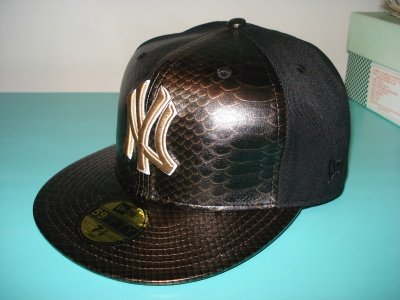 Leather Yankees