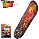 Activision Tony Hawk Shred Wii Bundle