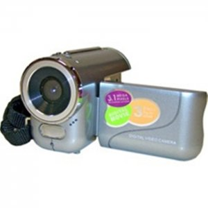 "3.1MP Digital Movie Camera with 1.5"" LCD"