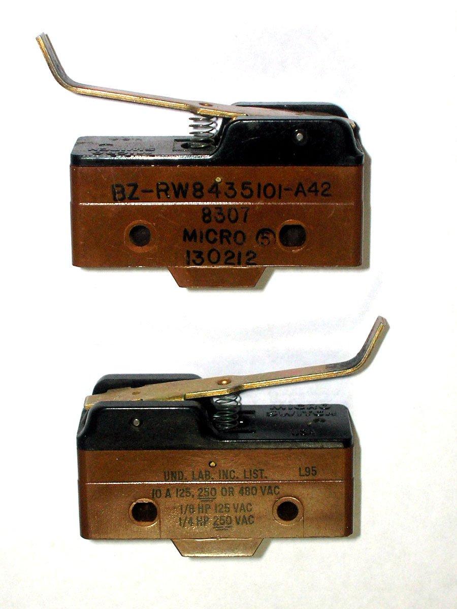 Microswitch BZ-RW8435101-A42