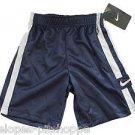 NEW Nike Boys  Athletic  Franchise Durasheen Cowboy Blue Shorts Size 4