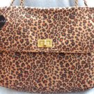 NEW LULU ALL OVER ANIMAL PRINT HANDBAG RETAIL $99.00