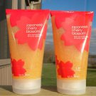 BATH & BODY WORKS JAPANESE CHERRY BLOSSOM SHOWER GEL X2