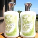 BATH & BODY WORKS BODY LOTION IN  CUCUMBER MELON X 2 FREE SHIP! 8 OZ BOTTLES