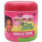 African Pride Dream Kids Olive Miracle Miracle Creme 170g