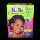 AFRICA'S BEST  KIDS ORGANICS CONDITIONING RELAXER SYSTEM NO- LYE KIDS REGULAR 2 COMPLETE KITS