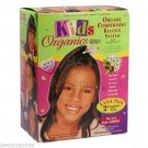 Kids Organics, Organic Conditionig Relaxer System, Kids Coarse, 2 Complete Kits