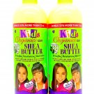 Africa's Best Kids Organic 2 x Detangling Moisturizing Hair Lotion