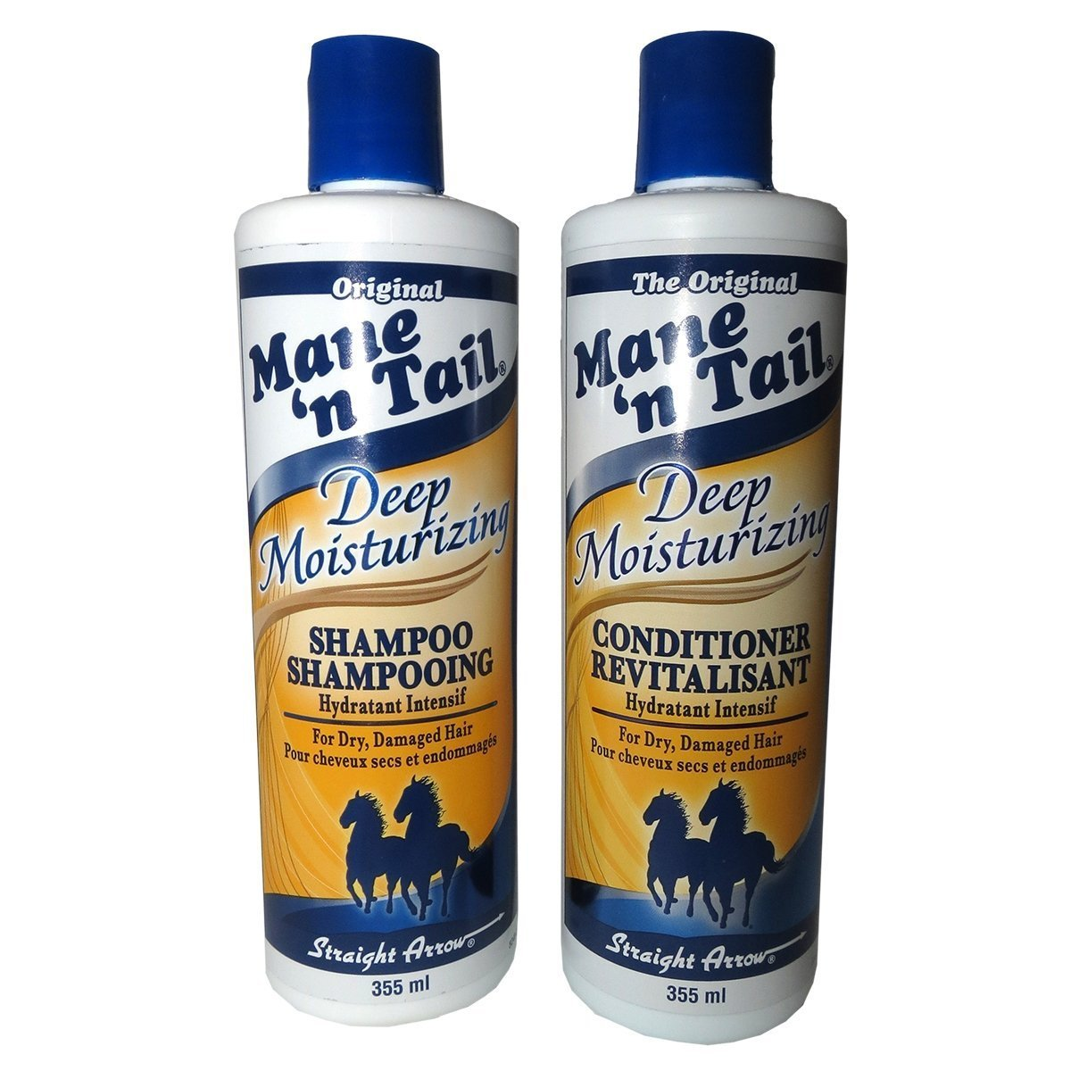 Mane N Tail Deep Moisture Shampoo And Conditioner 355 ml Deal
