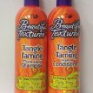 Tangle Taming  Shampoo 12oz &  Taming Leave In Conditioner
