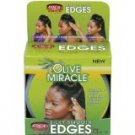 African Pride Olive Miracle Silky Smooth Edges 64 g/2.25 oz