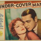 UNDER-COVER MAN 1932 Nancy Carroll