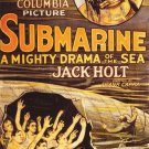 SUBMARINE 1928 Jack Holt