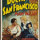 DOCKS OF SAN FRANCISCO 1932 Mary Nol