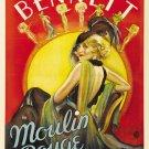 MOULIN ROUGE 1934 Constance Bennett