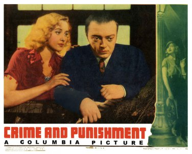 CRIME AND PUNISHMENT 1935 Peter Lorre