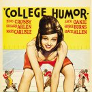 COLLEGE HUMOR 1933 Jack Oakie