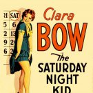 SATURDAY NIGHT KID 1929 Clara Bow