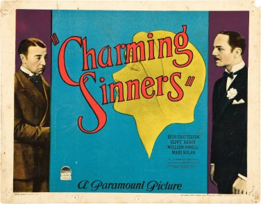 CHARMING SINNERS 1929 Ruth Chatterton