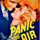 PANIC ON THE AIR 1936 Lew Ayres