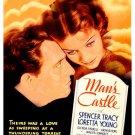 MAN'S CASTLE 1933 Loretta Young
