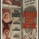 KANSAS CITY KITTY 1944 Joan Davis