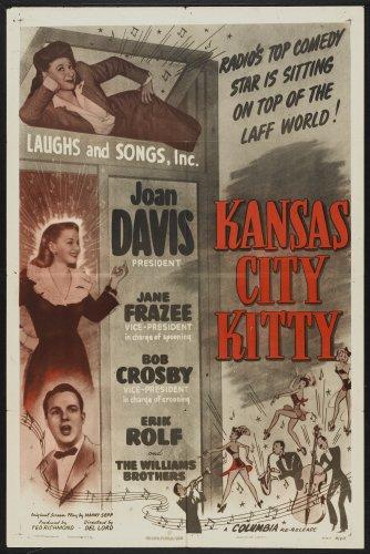 KANSAS CITY KITTY 1944 Joan Davis