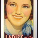 LADIES OF THE BIG HOUSE 1932 Sylvia Sidney