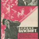 DERELICT 1930 George Bancroft