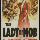LADY AND THE MOB 1939 Ida Lupino