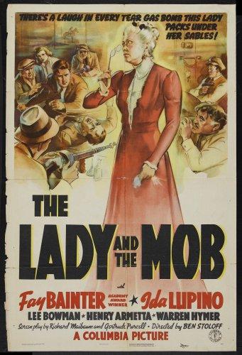 LADY AND THE MOB 1939 Ida Lupino