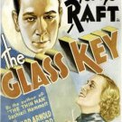GLASS KEY 1935 George Raft