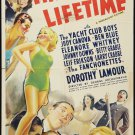THRILL OF A LIFETIME 1937 James V Kern