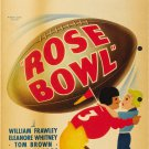 ROSE BOWL 1935 Buster Crabbe