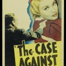 CASE AGAINST MRS. AMES 1936 Madeleine Carroll