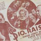 $10 RAISE 1935 Karen Morley