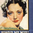 BEHOLD MY WIFE 1934 Sylvia Sidney