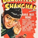DAUGHTER OF SHANGHAI 1937 Anna May Wong