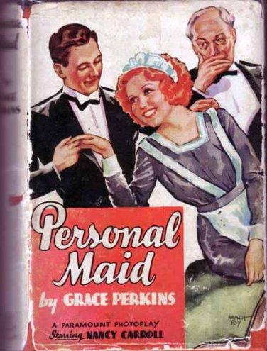 PERSONAL MAID 1931 Nancy Carroll