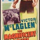 MAGNIFICENT BRUTE 1936 Victor McLaglen