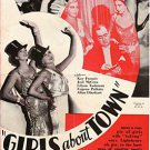 GIRLS ABOUT TOWN 1931 Kay Francis