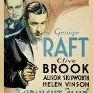 MIDNIGHT CLUB 1933 George Raft